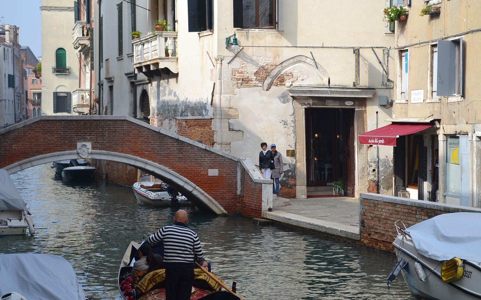 osteria a venezia - ai pie del ponte